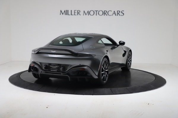New 2020 Aston Martin Vantage Coupe for sale Sold at Maserati of Westport in Westport CT 06880 8