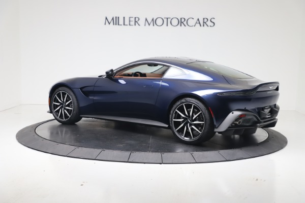 New 2020 Aston Martin Vantage Coupe for sale Sold at Maserati of Westport in Westport CT 06880 5