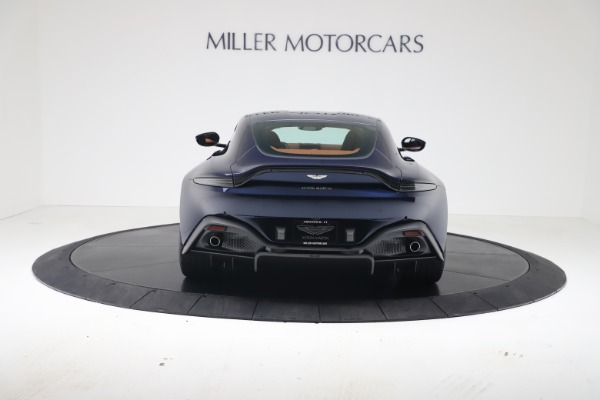 New 2020 Aston Martin Vantage Coupe for sale Sold at Maserati of Westport in Westport CT 06880 7