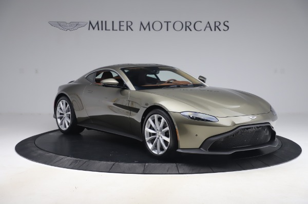 New 2020 Aston Martin Vantage Coupe for sale $180,450 at Maserati of Westport in Westport CT 06880 10