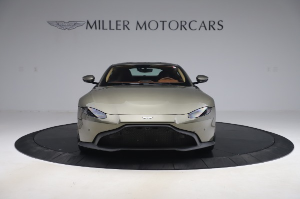 New 2020 Aston Martin Vantage Coupe for sale $180,450 at Maserati of Westport in Westport CT 06880 11