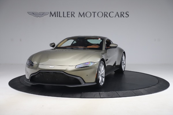 New 2020 Aston Martin Vantage Coupe for sale $180,450 at Maserati of Westport in Westport CT 06880 12
