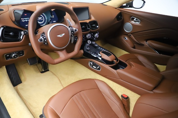 New 2020 Aston Martin Vantage Coupe for sale $180,450 at Maserati of Westport in Westport CT 06880 13