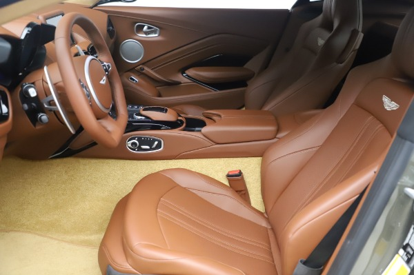 New 2020 Aston Martin Vantage Coupe for sale $180,450 at Maserati of Westport in Westport CT 06880 14