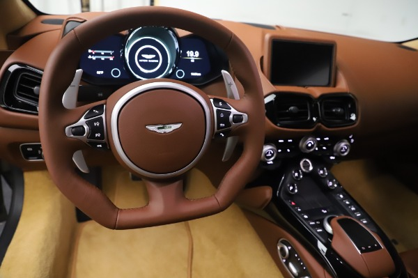 New 2020 Aston Martin Vantage Coupe for sale $180,450 at Maserati of Westport in Westport CT 06880 17