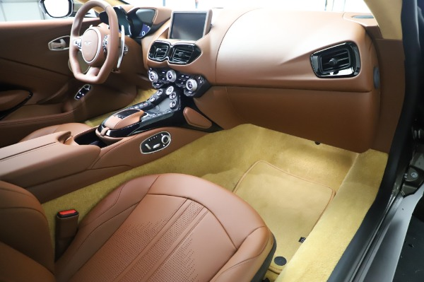 New 2020 Aston Martin Vantage Coupe for sale $180,450 at Maserati of Westport in Westport CT 06880 18