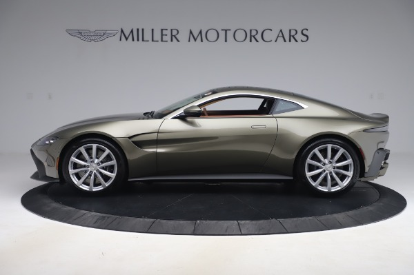 New 2020 Aston Martin Vantage Coupe for sale $180,450 at Maserati of Westport in Westport CT 06880 2