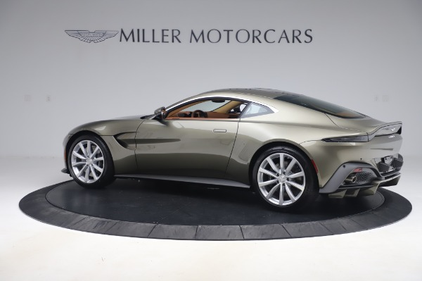New 2020 Aston Martin Vantage Coupe for sale $180,450 at Maserati of Westport in Westport CT 06880 3