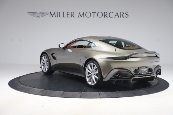 New 2020 Aston Martin Vantage Coupe for sale $180,450 at Maserati of Westport in Westport CT 06880 4