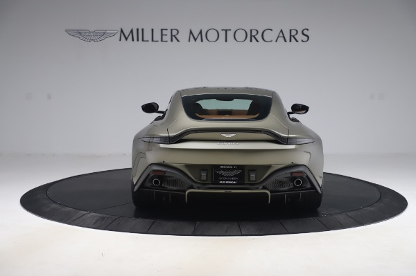 New 2020 Aston Martin Vantage Coupe for sale $180,450 at Maserati of Westport in Westport CT 06880 5