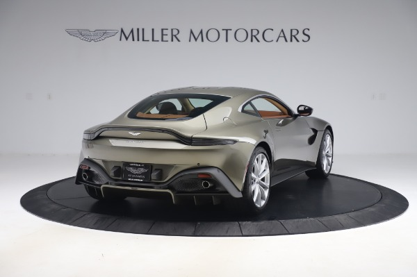 New 2020 Aston Martin Vantage Coupe for sale $180,450 at Maserati of Westport in Westport CT 06880 6