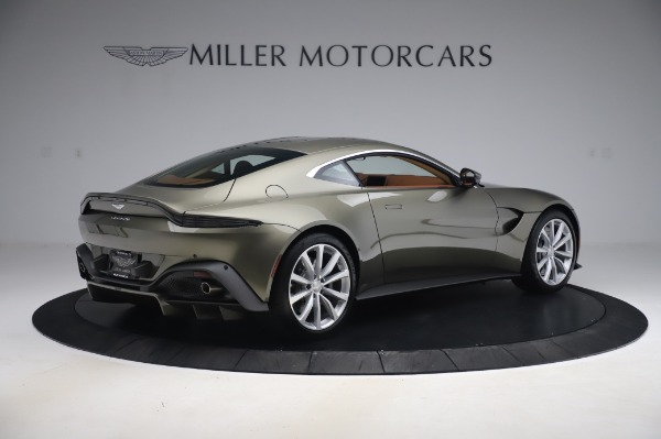New 2020 Aston Martin Vantage Coupe for sale $180,450 at Maserati of Westport in Westport CT 06880 7
