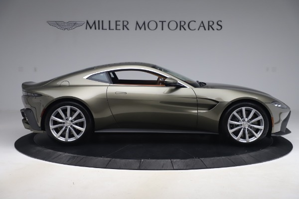 New 2020 Aston Martin Vantage Coupe for sale $180,450 at Maserati of Westport in Westport CT 06880 8