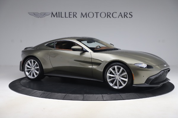 New 2020 Aston Martin Vantage Coupe for sale $180,450 at Maserati of Westport in Westport CT 06880 9