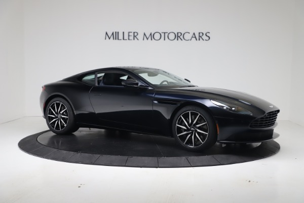 New 2020 Aston Martin DB11 V8 Coupe for sale $237,996 at Maserati of Westport in Westport CT 06880 10