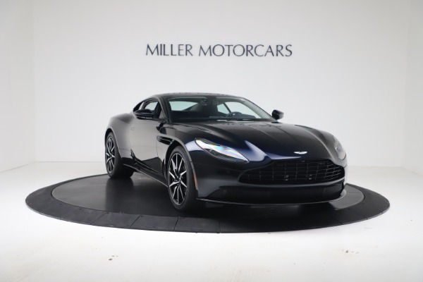 New 2020 Aston Martin DB11 V8 Coupe for sale $237,996 at Maserati of Westport in Westport CT 06880 11