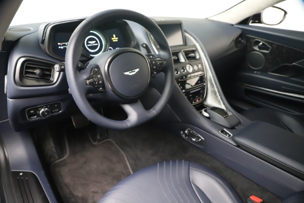New 2020 Aston Martin DB11 V8 Coupe for sale $237,996 at Maserati of Westport in Westport CT 06880 14
