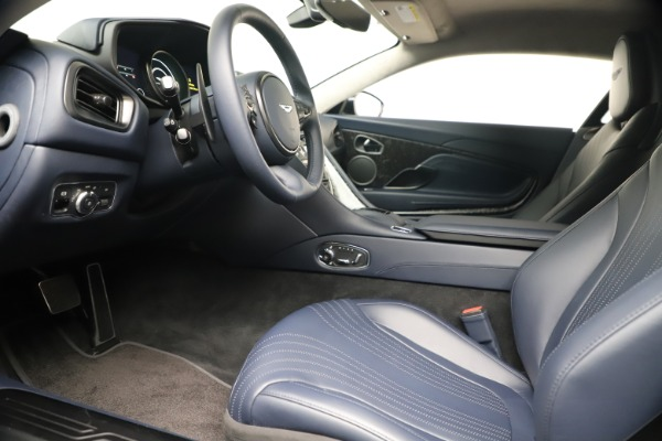 New 2020 Aston Martin DB11 V8 Coupe for sale $237,996 at Maserati of Westport in Westport CT 06880 15