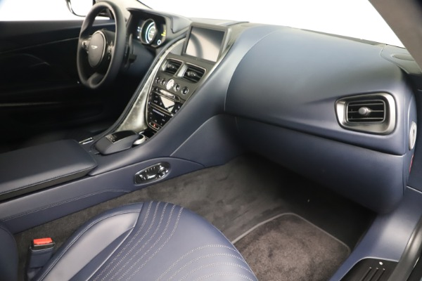 New 2020 Aston Martin DB11 V8 Coupe for sale $237,996 at Maserati of Westport in Westport CT 06880 18