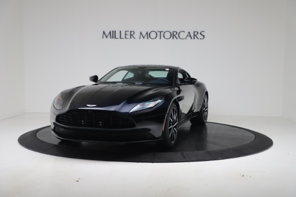 New 2020 Aston Martin DB11 V8 Coupe for sale $237,996 at Maserati of Westport in Westport CT 06880 2
