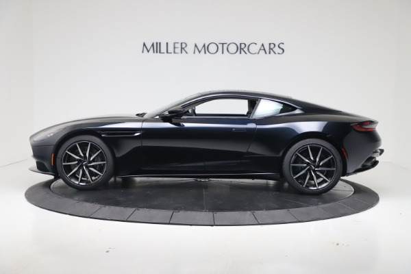 New 2020 Aston Martin DB11 V8 Coupe for sale $237,996 at Maserati of Westport in Westport CT 06880 3