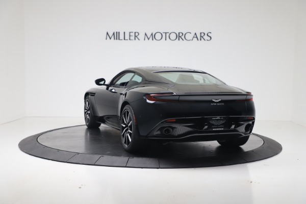 New 2020 Aston Martin DB11 V8 Coupe for sale $237,996 at Maserati of Westport in Westport CT 06880 5
