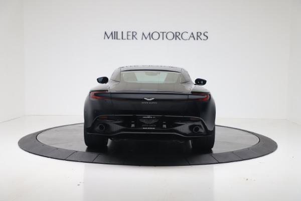 New 2020 Aston Martin DB11 V8 Coupe for sale $237,996 at Maserati of Westport in Westport CT 06880 6