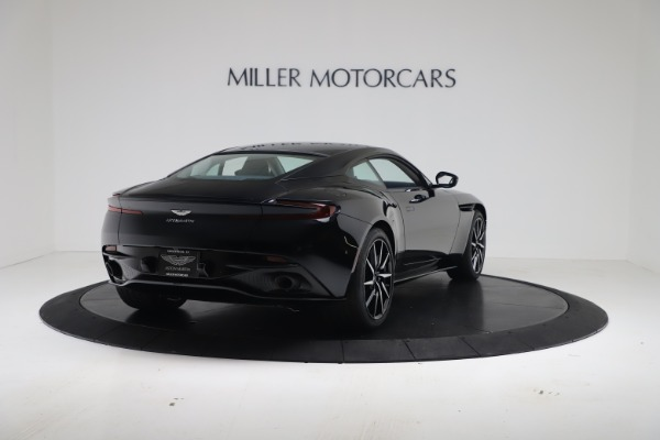 New 2020 Aston Martin DB11 V8 Coupe for sale $237,996 at Maserati of Westport in Westport CT 06880 7
