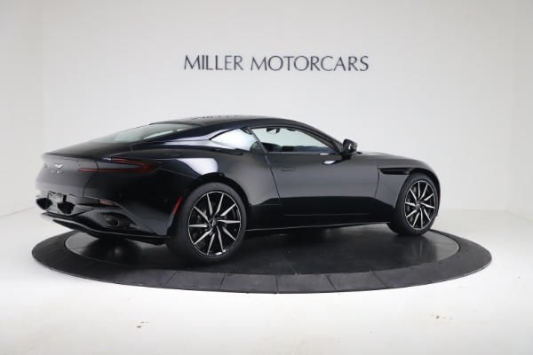 New 2020 Aston Martin DB11 V8 Coupe for sale $237,996 at Maserati of Westport in Westport CT 06880 8