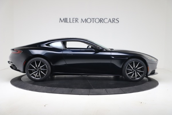 New 2020 Aston Martin DB11 V8 Coupe for sale $237,996 at Maserati of Westport in Westport CT 06880 9