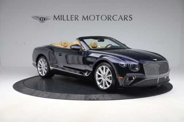 New 2020 Bentley Continental GTC V8 for sale $262,475 at Maserati of Westport in Westport CT 06880 10