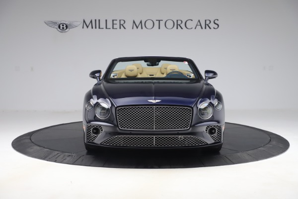 New 2020 Bentley Continental GTC V8 for sale $262,475 at Maserati of Westport in Westport CT 06880 11
