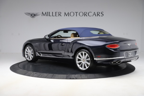 New 2020 Bentley Continental GTC V8 for sale $262,475 at Maserati of Westport in Westport CT 06880 14
