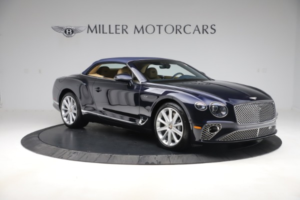 New 2020 Bentley Continental GTC V8 for sale $262,475 at Maserati of Westport in Westport CT 06880 17