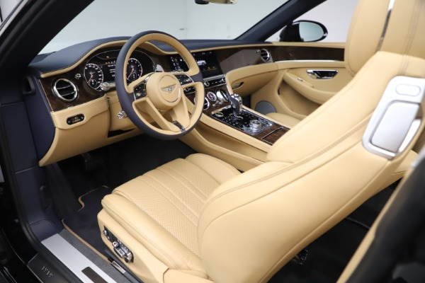New 2020 Bentley Continental GTC V8 for sale $262,475 at Maserati of Westport in Westport CT 06880 22