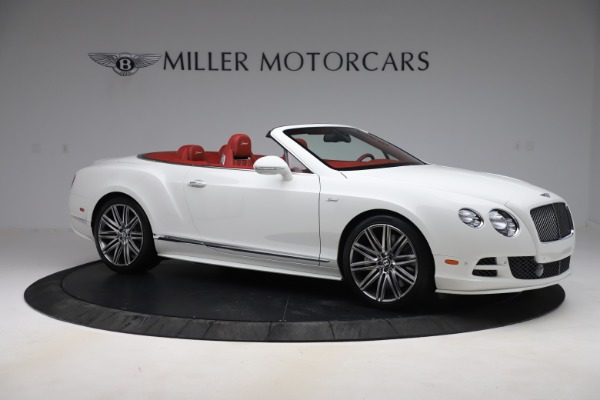 Used 2015 Bentley Continental GTC Speed for sale $125,900 at Maserati of Westport in Westport CT 06880 10