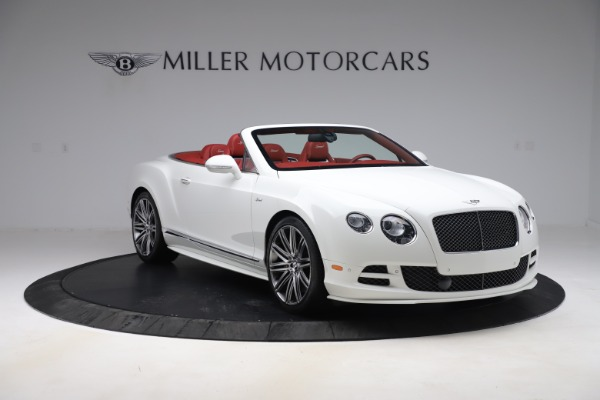 Used 2015 Bentley Continental GTC Speed for sale $125,900 at Maserati of Westport in Westport CT 06880 11