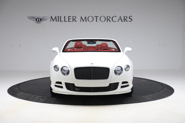 Used 2015 Bentley Continental GTC Speed for sale $125,900 at Maserati of Westport in Westport CT 06880 12