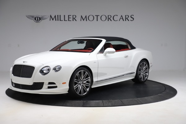 Used 2015 Bentley Continental GTC Speed for sale $125,900 at Maserati of Westport in Westport CT 06880 13