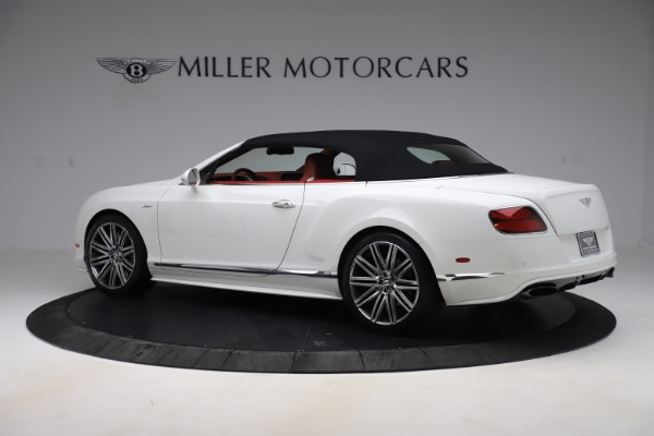Used 2015 Bentley Continental GTC Speed for sale $125,900 at Maserati of Westport in Westport CT 06880 15