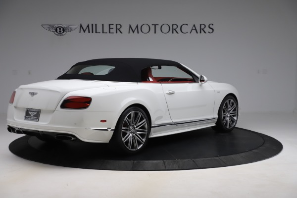 Used 2015 Bentley Continental GTC Speed for sale $125,900 at Maserati of Westport in Westport CT 06880 16