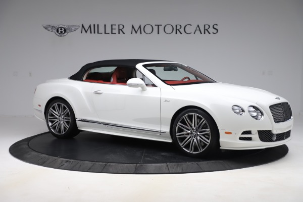 Used 2015 Bentley Continental GTC Speed for sale $125,900 at Maserati of Westport in Westport CT 06880 18