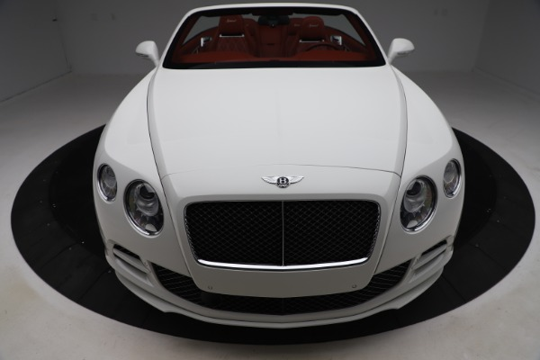 Used 2015 Bentley Continental GTC Speed for sale $125,900 at Maserati of Westport in Westport CT 06880 20