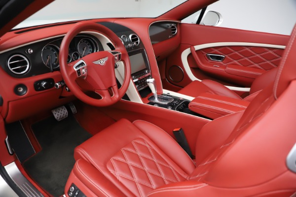 Used 2015 Bentley Continental GTC Speed for sale $125,900 at Maserati of Westport in Westport CT 06880 25