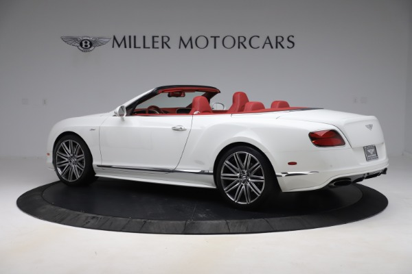 Used 2015 Bentley Continental GTC Speed for sale $125,900 at Maserati of Westport in Westport CT 06880 4