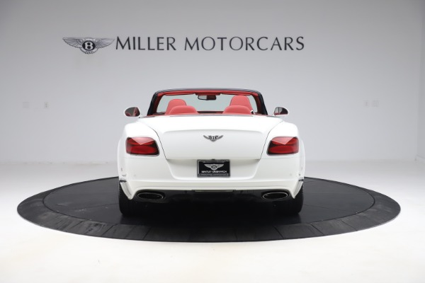 Used 2015 Bentley Continental GTC Speed for sale $125,900 at Maserati of Westport in Westport CT 06880 6