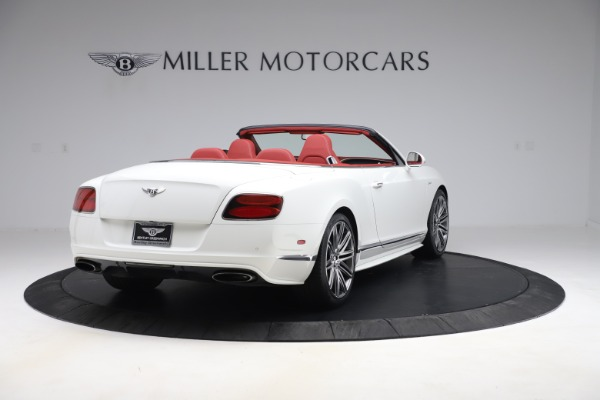 Used 2015 Bentley Continental GTC Speed for sale $125,900 at Maserati of Westport in Westport CT 06880 7
