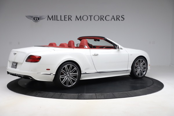 Used 2015 Bentley Continental GTC Speed for sale $125,900 at Maserati of Westport in Westport CT 06880 8