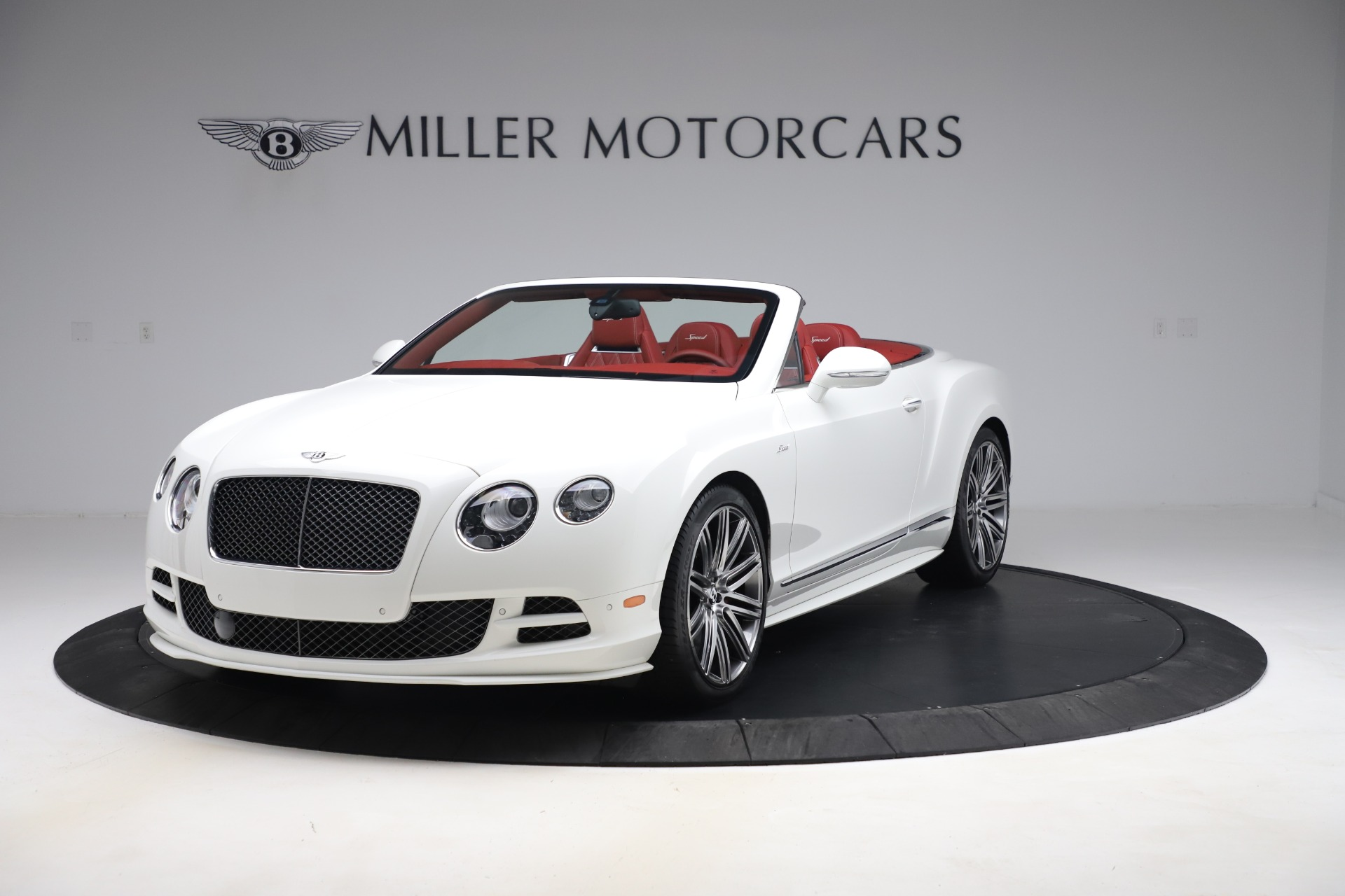 Used 2015 Bentley Continental GTC Speed for sale $125,900 at Maserati of Westport in Westport CT 06880 1
