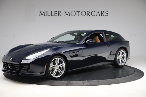 Used 2017 Ferrari GTC4Lusso for sale $221,900 at Maserati of Westport in Westport CT 06880 2